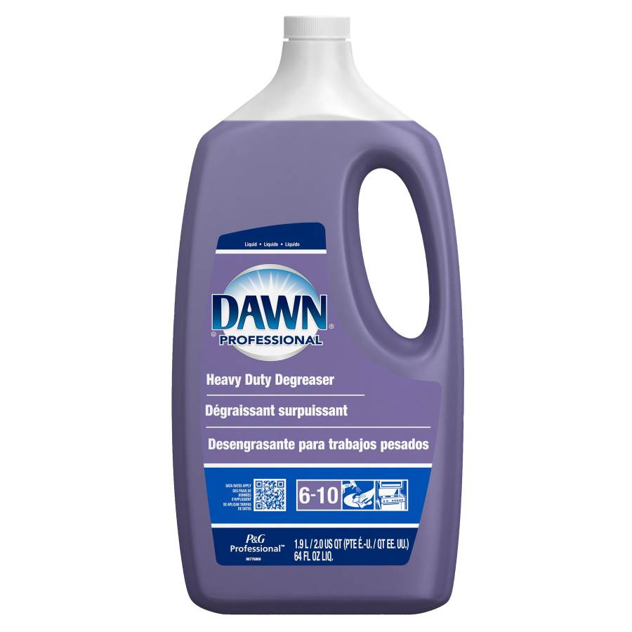 DAWN PROFFESIONAL HEAVY DUTY DEGREASER 64 OZ (5 PER CASE)