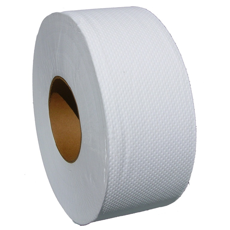 TOILET TISSUE HEAVENLY CHOISE JRT JR DBL 750 FEET PER ROLL