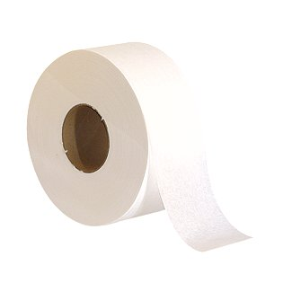TOILET TISSUE ACCLAIM JUMBO 1 PLY 3 1/2 C 2000 8 PER CASE
