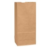 BAG PAPER GROCERY # 25 500 BAGS PER PACK (80963)