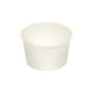 CONTAINER FOOD 8-10 OZ PAPER WHITE 500 PER CASE