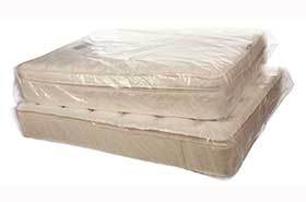 BAGS MATTRESS 78x9x90 3MIL, KING  45/ ROLL, BOXED