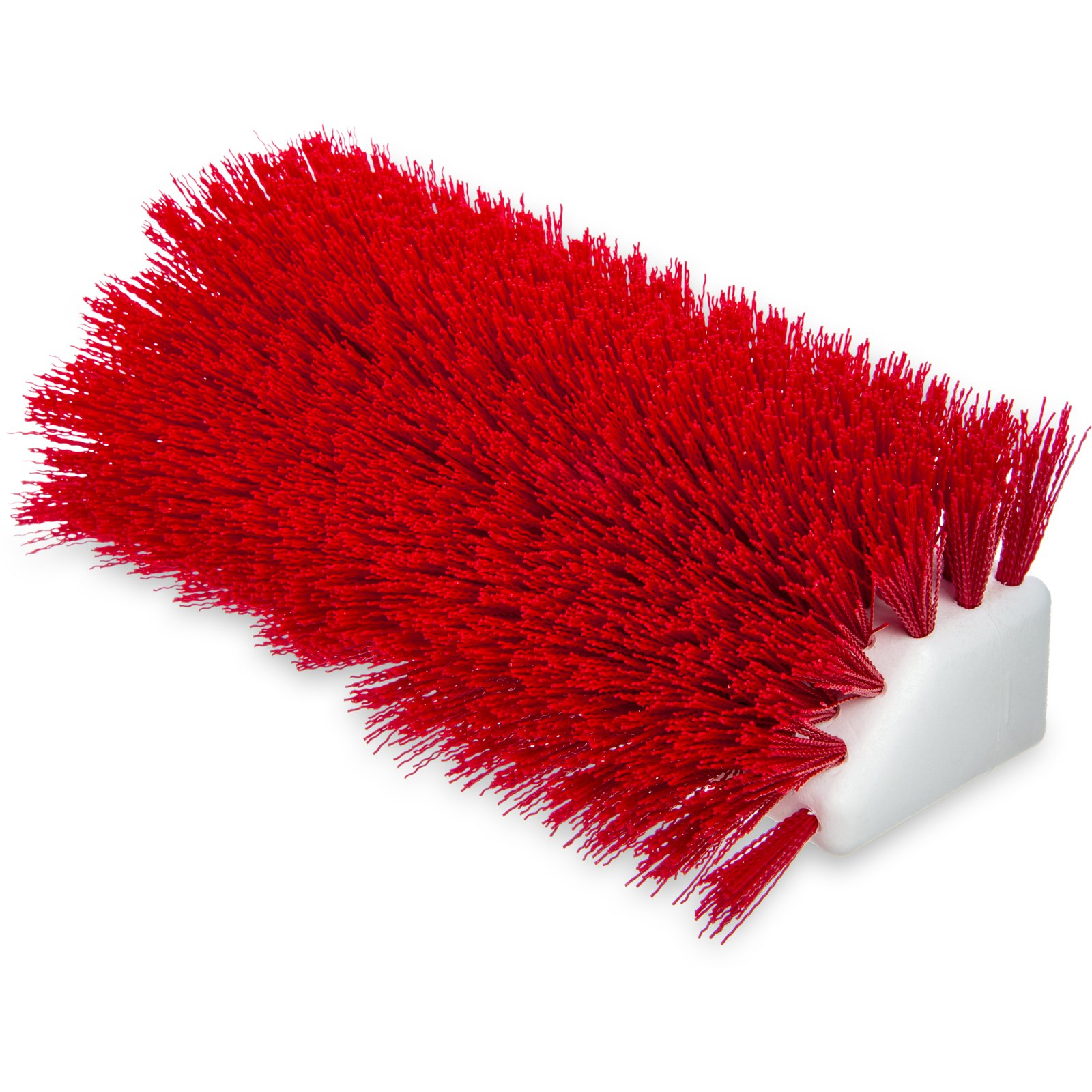 "BRUSH FLOOR 10"" SCRUB RED"