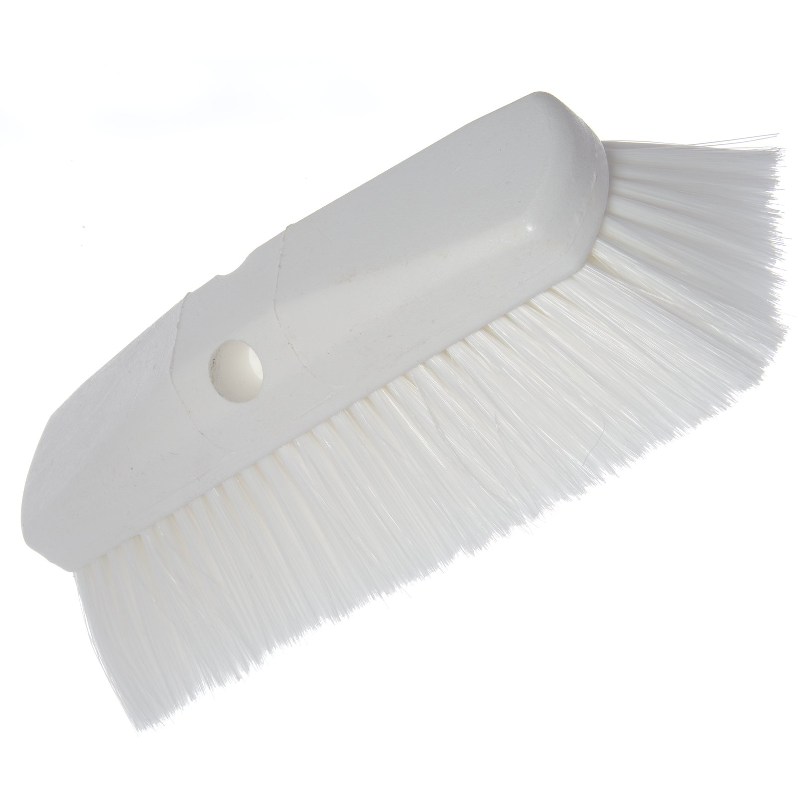 BRUSH WALL AND EQUIPMENT WHITE 10""