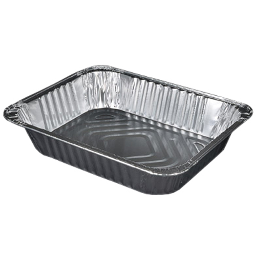 "PAN STEAM TABLE FOIL HALF SIZE DEEP 11-3/4"" X 9-3/8"" X"