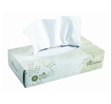 FACIAL TISSUE PREFERENCE WHITE 2-PLY 30 BOXES OF 100