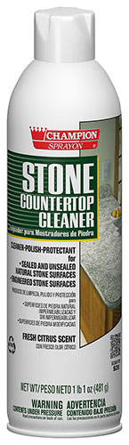 STONE COUNTER TOP CLEANER 17 OZ CAN (12 PER CASE)