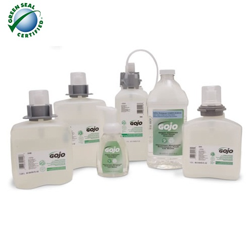 HAND SOAP FMX GOJO FOAMING GREEN CERTIFIED FMX 1250 ML 3
