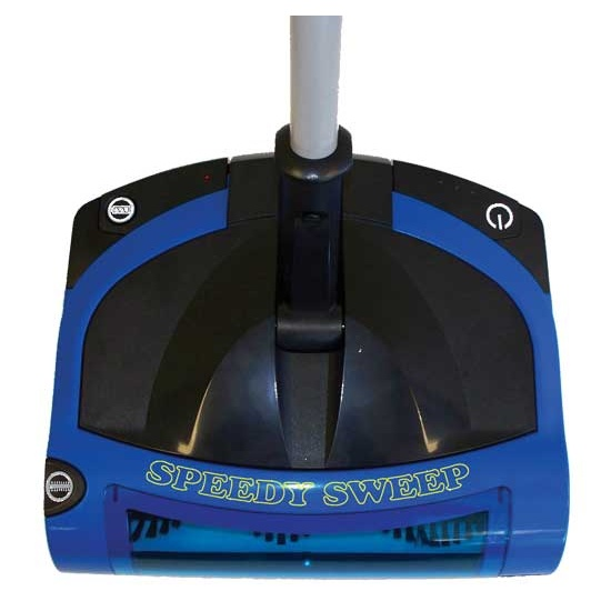 SWEEPER SPEEDY SWEEP CORDLESS BATTERY OPERATED POWER SWEEPER