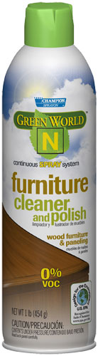 FURNITURE POLISH & CLEANER 16 OZ CAN (12 CANS PER CASE)