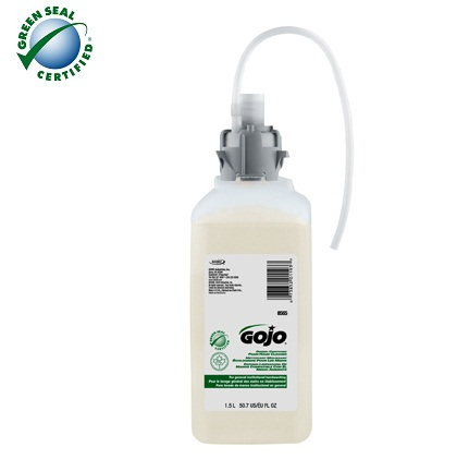 HAND SOAP GOJO FOAMING GREEN CERTIFIED 1500 ML 2 PER CASE