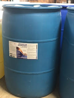 ORANGE 88 - CITRUS BASED DEGREASER CONCENTRATE 55 GAL