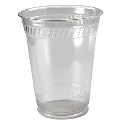 CUPS 16 OZ PLASTIC GREENWARE FABRICAL 1000 PER CASE