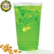 CUPS 20 OZ PLASTIC FABRICAL GREENWARE 1000 PER CASE