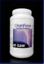 GO CLEAN CLEAN FORCE ENZYME PRE-SPRAY 6# JAR (4 PER CASE)