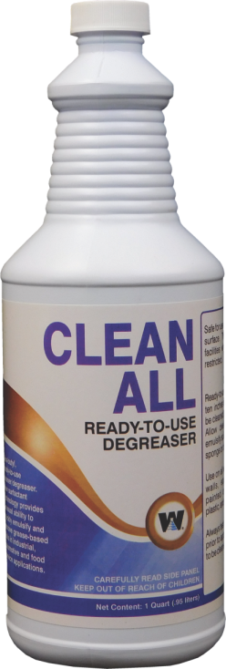 CLEAN-ALL ALL PURPOSE READY TO USE CLEANER (12 QUART CASE)