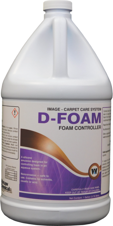 D-FOAM NON-CORROSIVE (4 GALLON CASE)