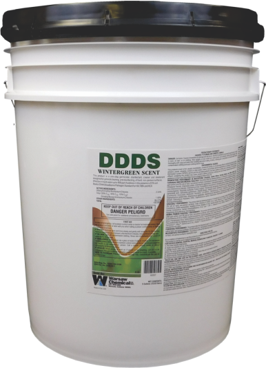 DDDS WINTERGREEN - 5 GALLON PAIL