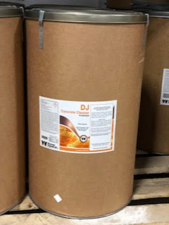 DJ CONCRETE CLEANER - 100#
