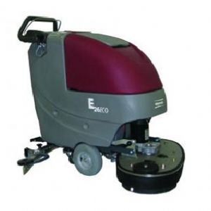 "SCRUBBER E26 ECO SPORT 26"" WALK-BEHIND DISC BRUSH QUICK"