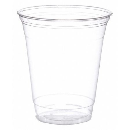 CUPS 12 OZ PLASTIC EMPRESS PET CLEAR 1000 PER CASE