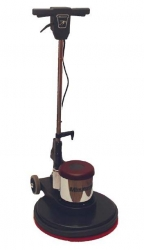 "SWING FRONT RUNNER FLOOR MACHINE 17"" 175 RPM INCLUDES"