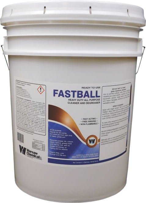 FASTBALL 5 GALLON PAIL