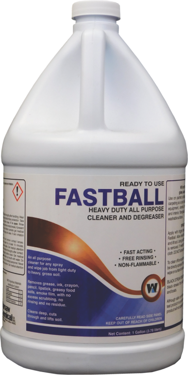 FASTBALL (4 GALLON CASE)