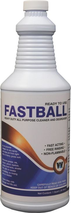 FASTBALL - (12 QUART CASE)