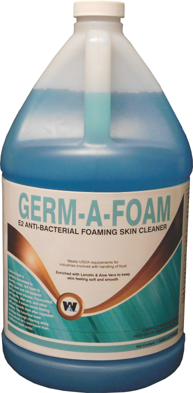 HAND SOAP GERM-A-FOAM FOAMING  (4 GALLON CASE)