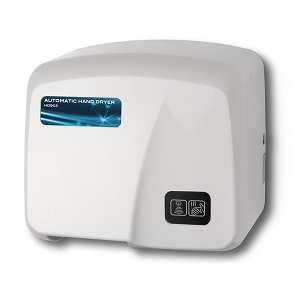 HAND DRYER HANDS FREE ABS PLASTIC
