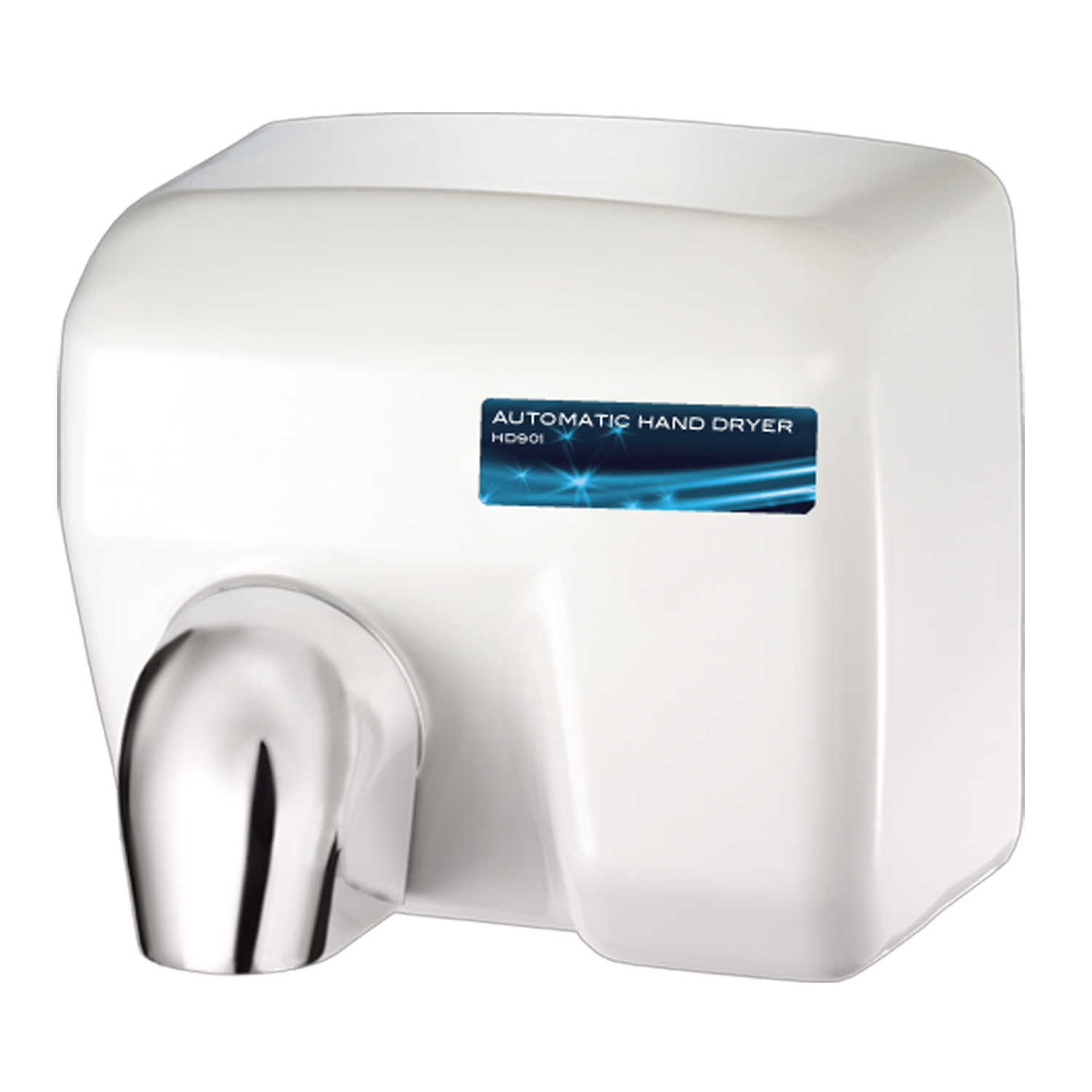 HAND DRYER CONVENTIONAL SERIES HAND DRYER WHITE