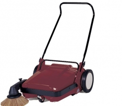 "SWEEPER 27""  WALK BEHIND MANUAL PUSH SWEEPER KLEEN"
