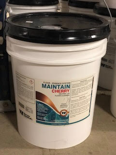 MAINTAIN NU-TRAL FLOOR CLEAN 5 GALLON PAIL