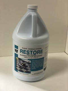 RESTORE FLOOR REFINISHER (4 GALLON CASE)