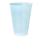 CUPS 14 OZ PLASTIC TRANSLUCENT 1000 PER CASE