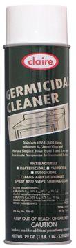 GERMICIDAL CLEANER 20 OZ CAN {GREEN CAN} (12 CANS PER CASE)