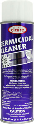 GERMICIDAL CLEANER COUNTRY FRESH 20 OZ CAN { PURPLE CAN}
