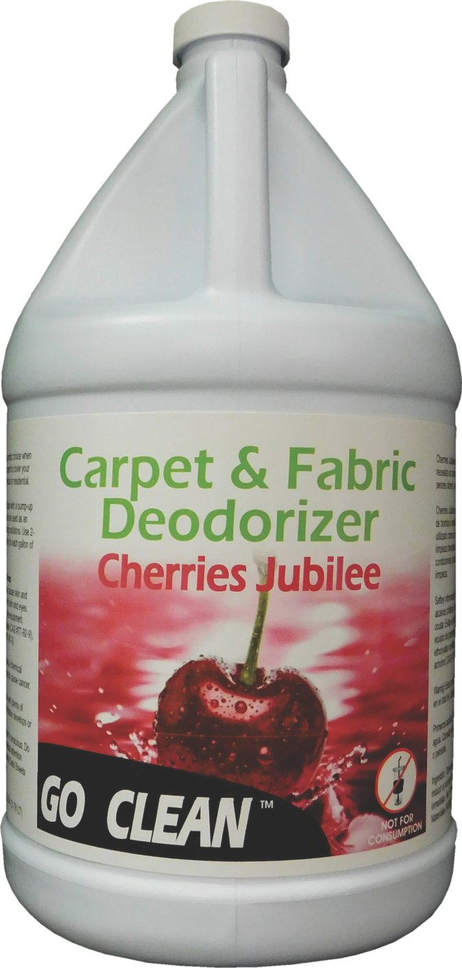 GO CLEAN CHERRIES JUBILEE DEODORIZER (4 GALLONS PER