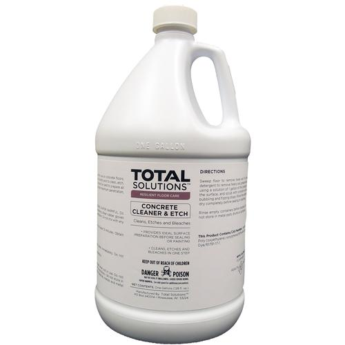 CONCRETE CLEANER AND ETCH - MURIATIC ACID CLEANER (4