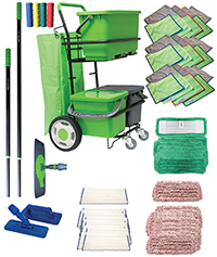 KIT CLEANING FOR CAFETERIA