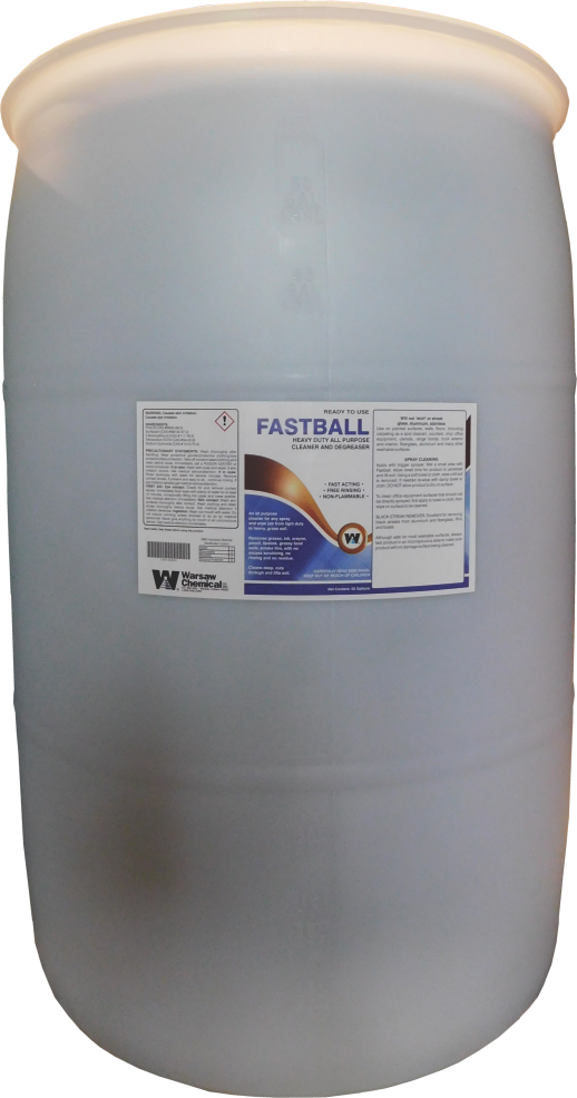 FASTBALL 55 GAL DRUM