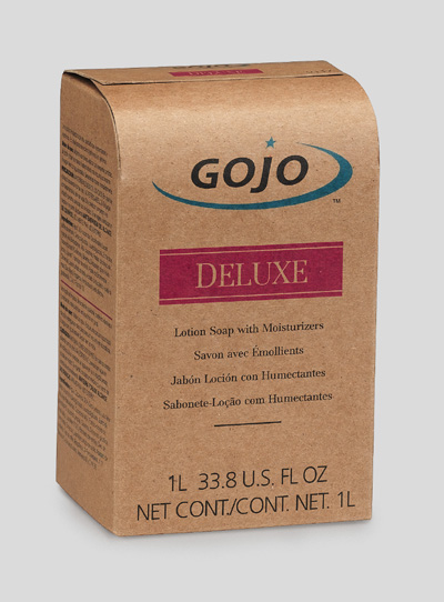 HAND SOAP GOJO DELUXE LOTION W/ MOISTURIZER PINK 1000 ML 8
