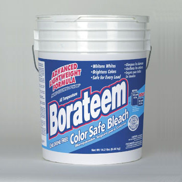 BLEACH COLOR SAFE BORATEEM POWDER 5 GALLON PAIL