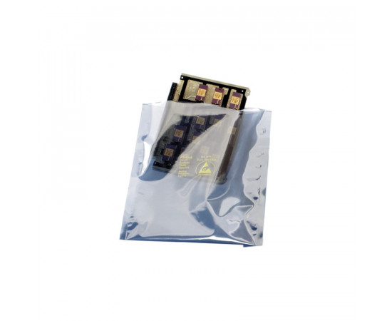 BAG STATIC SHIELDING 12 X 16 3 MIL ZIP TOP 100 PER CASE