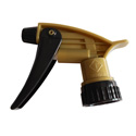 TRIGGER SPRAYER ACID RESISTANT GOLD/BLACK