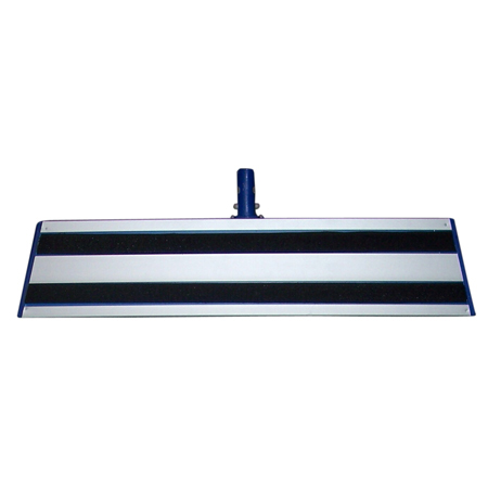 DUST MOP FRAME FOR MICROFIBER MOP VELCRO SNAP ON 24""