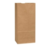 BAG PAPER 2# BROWN GROCERY 500 PER PACK (80005)