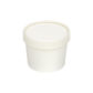 CONTAINER FOOD AND LID COMBO 12 OZ SOUP 250 PER CASE