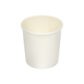 CONTAINER FOOD 16 OZ SOUP PAPER WHITE TALL 500 PER CASE